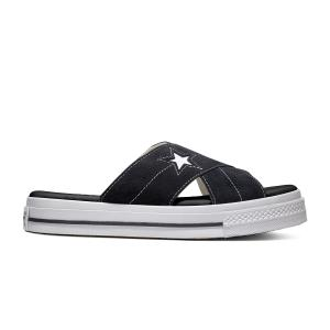 Pantofle Converse One Star Sandal BLACK/EGRET/WHITE