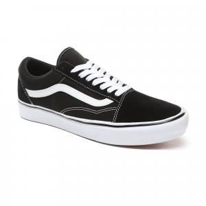 Boty Vans ComfyCush Old Skool CLASSIC BLACK/TRUE WHITE