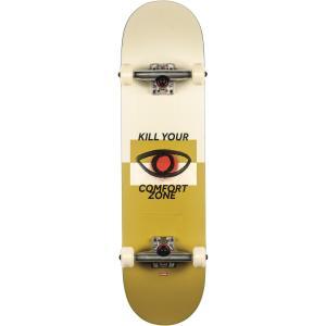 Skateboardový komplet Globe G1 Comfort Zone Cof/Curry