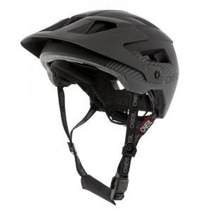 Cyklistická helma Oneal Defender GRILL Black/Gray