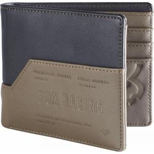 Peněženka Fox The Corner Wallet Black
