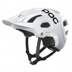 Cyklistická helma POC Tectal Hydrogen White