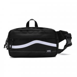 Ledvinka Vans CONSTRUCT CROSS BODY Black/White
