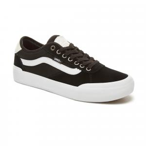 Boty Vans Chima Pro 2 SUEDE/CANVAS BLACK/WHITE