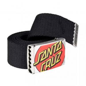 Pásek Santa Cruz Crop Dot Belt Black
