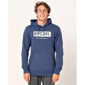Mikina Rip Curl BOXED HOODED POP OVER  Navy