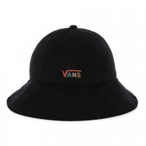 Klobouk Vans BEACH GIRL BUCKET HAT Black
