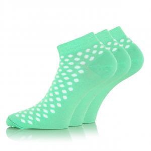 Ponožky Funstorm Secra 3 pack pistachio