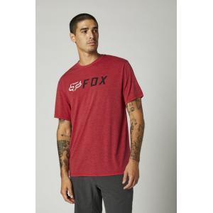 Tričko Fox Apex Ss Tech Tee Chilli