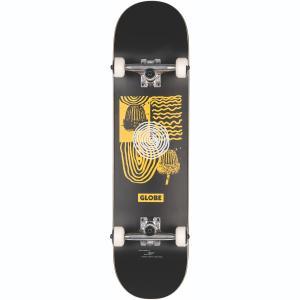 Skateboardový komplet Globe G1 Fairweather Black/Yellow