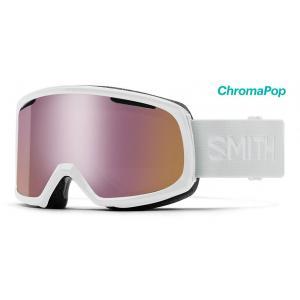 Lyžařské brýle Smith RIOT            WHITE VAPOR CP ED RSG MIR