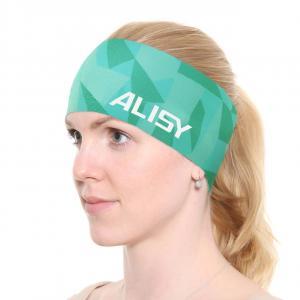 Čelenka Alisy Camo ice green