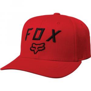 Kšiltovka Fox Legacy Moth 110 Snapback Dark Red