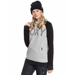 Mikina Roxy LIBERTY HOODIE HEATHER GREY