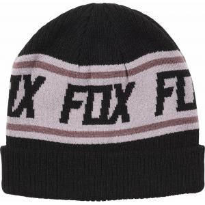 Čepice Fox Wild And Free Beanie Black