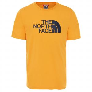 Tričko The North Face S/S EASY TEE SUMMIT GOLD