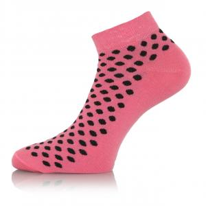 Ponožky Funstorm Secra light pink