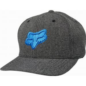 Kšiltovka Fox Transposition Flexfit Hat Black/Royal