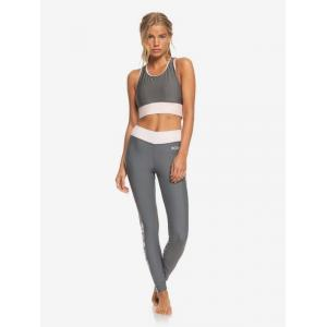 Legíny Roxy SPY GAME PANTS 5 CHARCOAL HEATHER DARWIN S