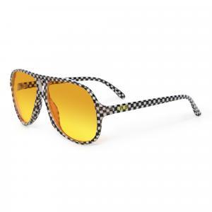 Sluneční brýle Vans SEEK SHADES Black/White Check
