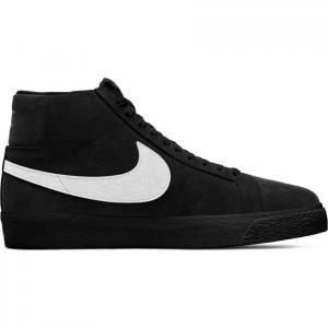 Boty Nike SB Zoom Blazer Mid black/white-black-black