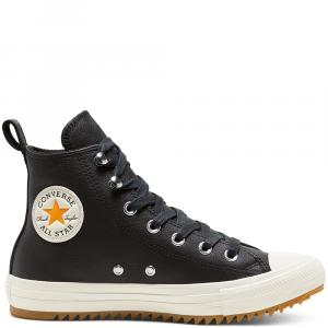 Boty Converse CHUCK TAYLOR ALL STAR HIKER BLACK/VINTAGE WHITE/GUM