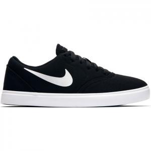 Boty Nike SB CHECK CNVS GS black/white