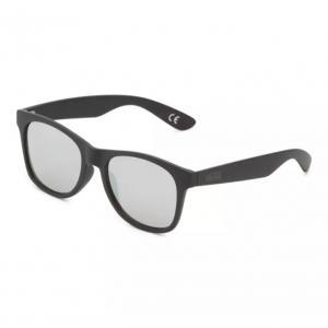 Sluneční brýle Vans SPICOLI FLAT SHADES BLACK/SILVER MIRROR