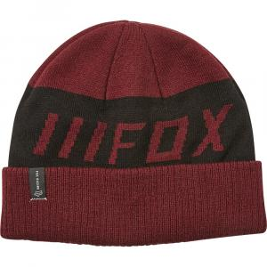 Čepice Fox Down Shift Beanie Cranberry