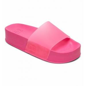 Pantofle DC SLIDE PLATFORM HOT PINK