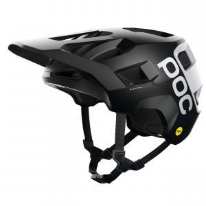 Cyklistická helma POC Kortal Race MIPS Black Matt/Hydrogen White