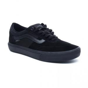 Boty Vans GILBERT CROCKETT (SUEDE) BLACKOUT