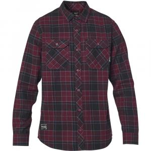 Košile Fox Traildust 2.0 Flannel Cranberry