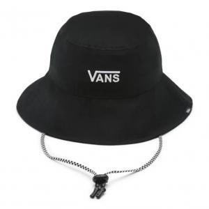 Klobouk Vans LEVEL UP BUCKET HAT Black/White