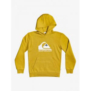 Mikina Quiksilver BIG LOGO HOOD YOUTH HONEY
