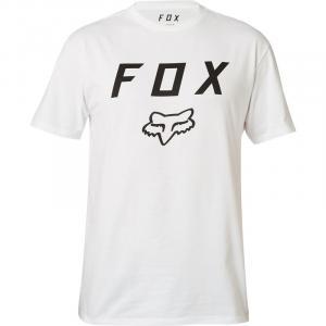Tričko Fox Legacy Moth Ss Tee Optic White