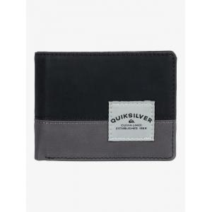 Peněženka Quiksilver NATIVE COUNTRY 2 BLACK