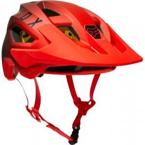 Cyklistická helma Fox Speedframe Helmet Mips Fluo Red