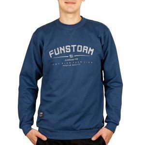 Mikina Funstorm Buren navy