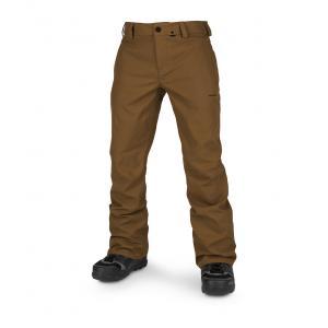 Snowboardové kalhoty Volcom Klocker Tight Pant Caramel