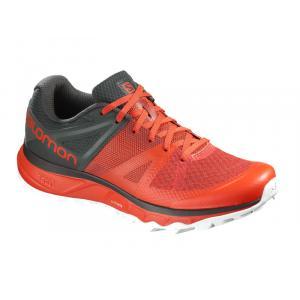 Běžecké boty Salomon TRAILSTER CHERRY TO/Urban Chic/Wht