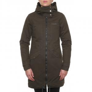 Kabát Funstorm Larime zimní khaki
