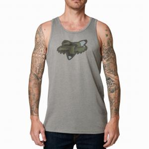 Tílko Fox Predator Premium Tank Heather Graphite