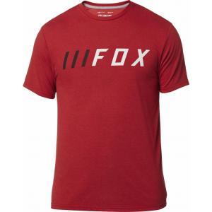Tričko Fox Down Shift Ss Tech Tee Cardinal