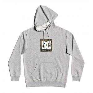 Mikina DC DOUBLE DOWN PH HEATHER GREY