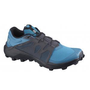 Běžecké boty Salomon WILDCROSS Fjord Blue/ Ebony/ Lyons Blue