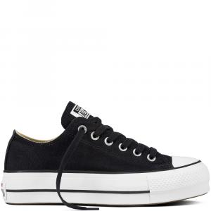 Boty Converse Chuck Taylor All Star Lift Black/White/White