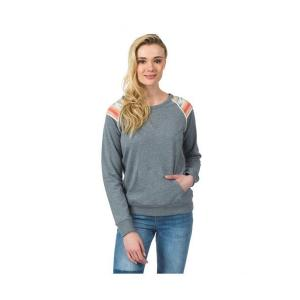 Mikina Rip Curl ITCHA FLEECE CEMENT MARLE