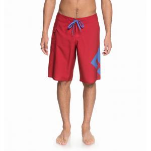 Koupací šortky DC LANAI 22 TANGO RED