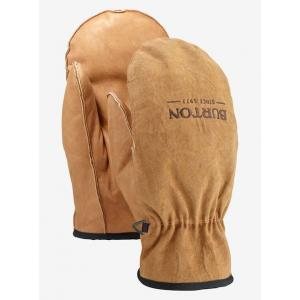 Rukavice Burton WORKHORSE MITT RAW HIDE